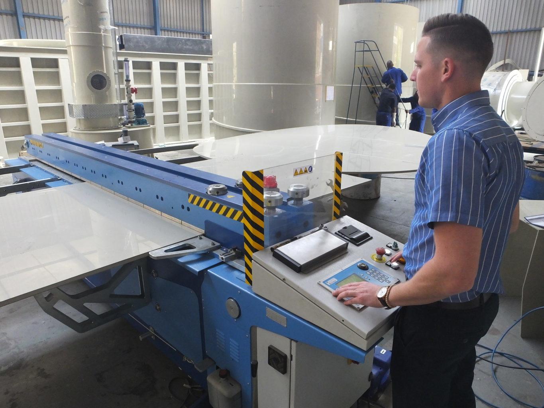 cnc sheet welding