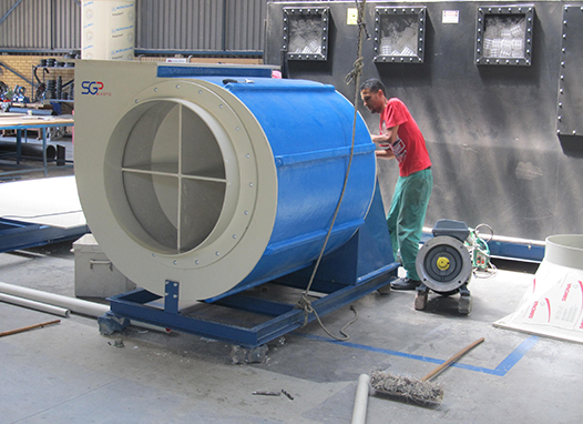 thermoplastic-centrifugal-fans